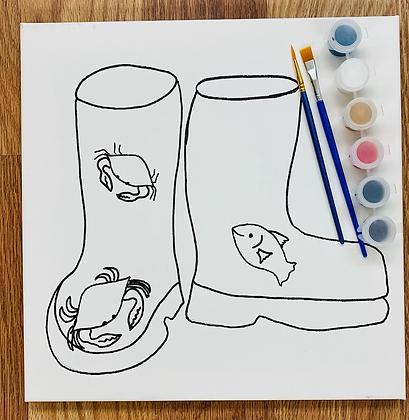 Fishin' Boots