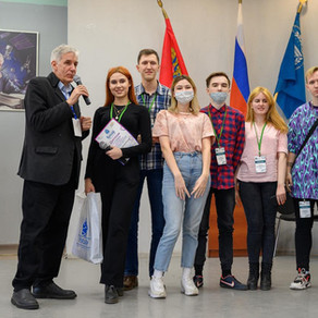 Студенты кафедры заняли второе место во Всероссийском фестивале по рекламе и связям с общественность