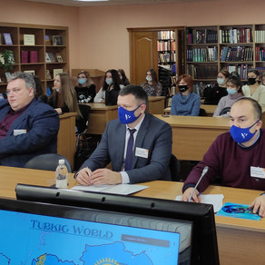 Преподаватели кафедры организовали международную экспертную сессию