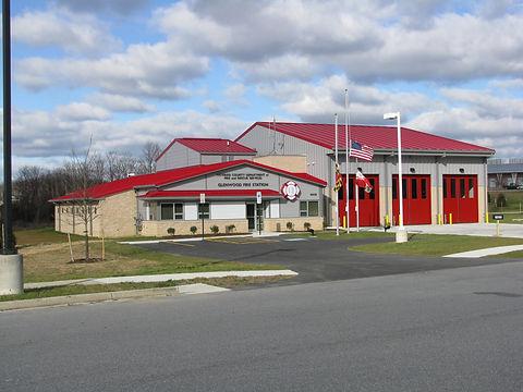 Glenwood Fire Station