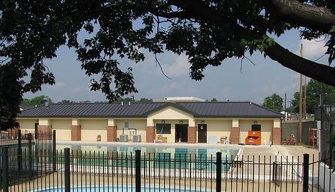Henderson Hall Zembiec Pool