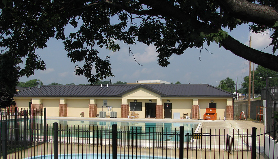 Marine Corps Community Services Henderson Hall - Zembiec Pool