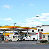 Waterloo Shell Gas Station