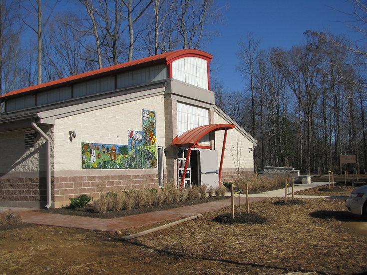 Lincoln Vista & Jesse J. Warr Recreation Centers