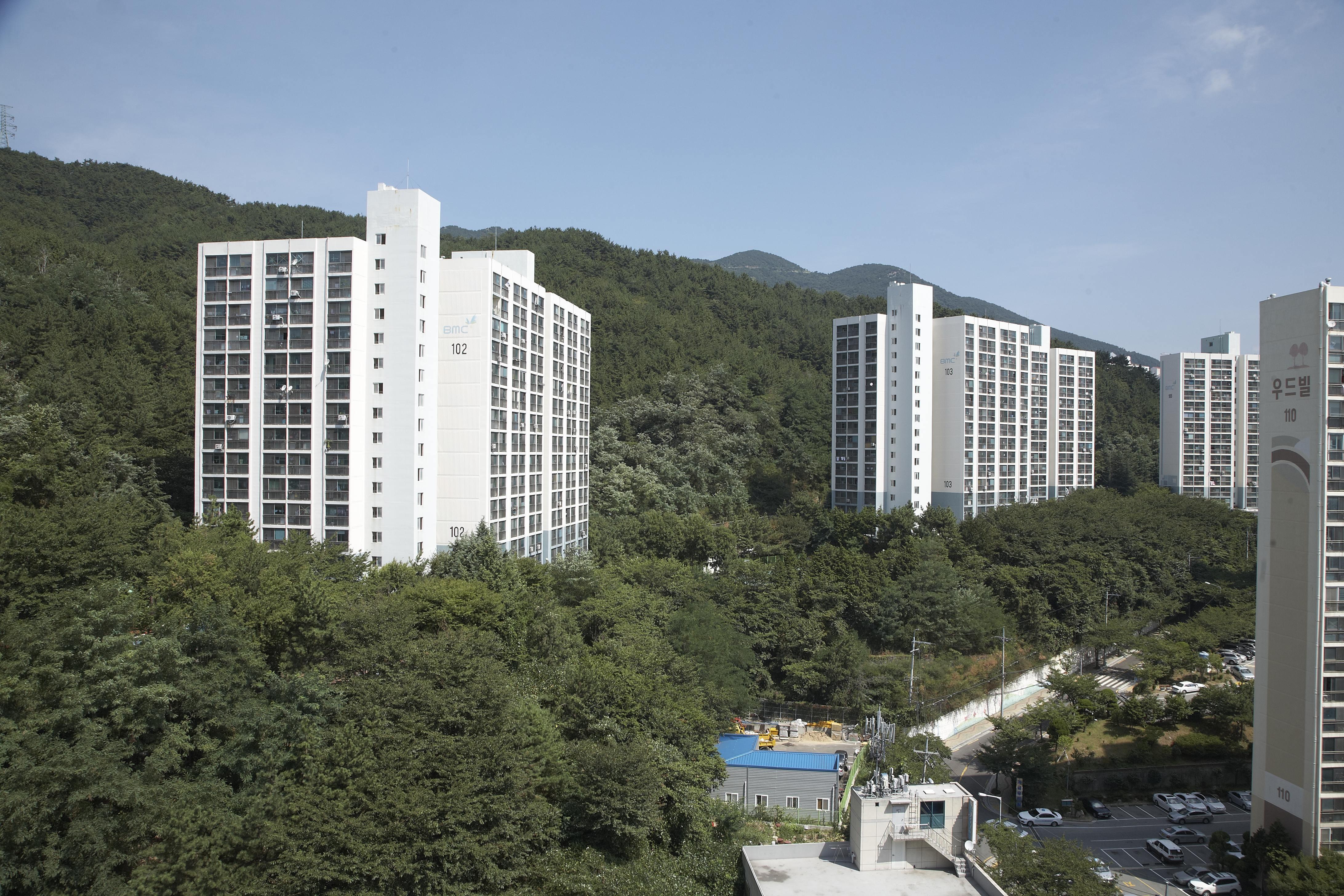 개금 주공아파트 1단지 (1987)