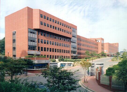 부산시 교육위원회 청사 (1987.5)