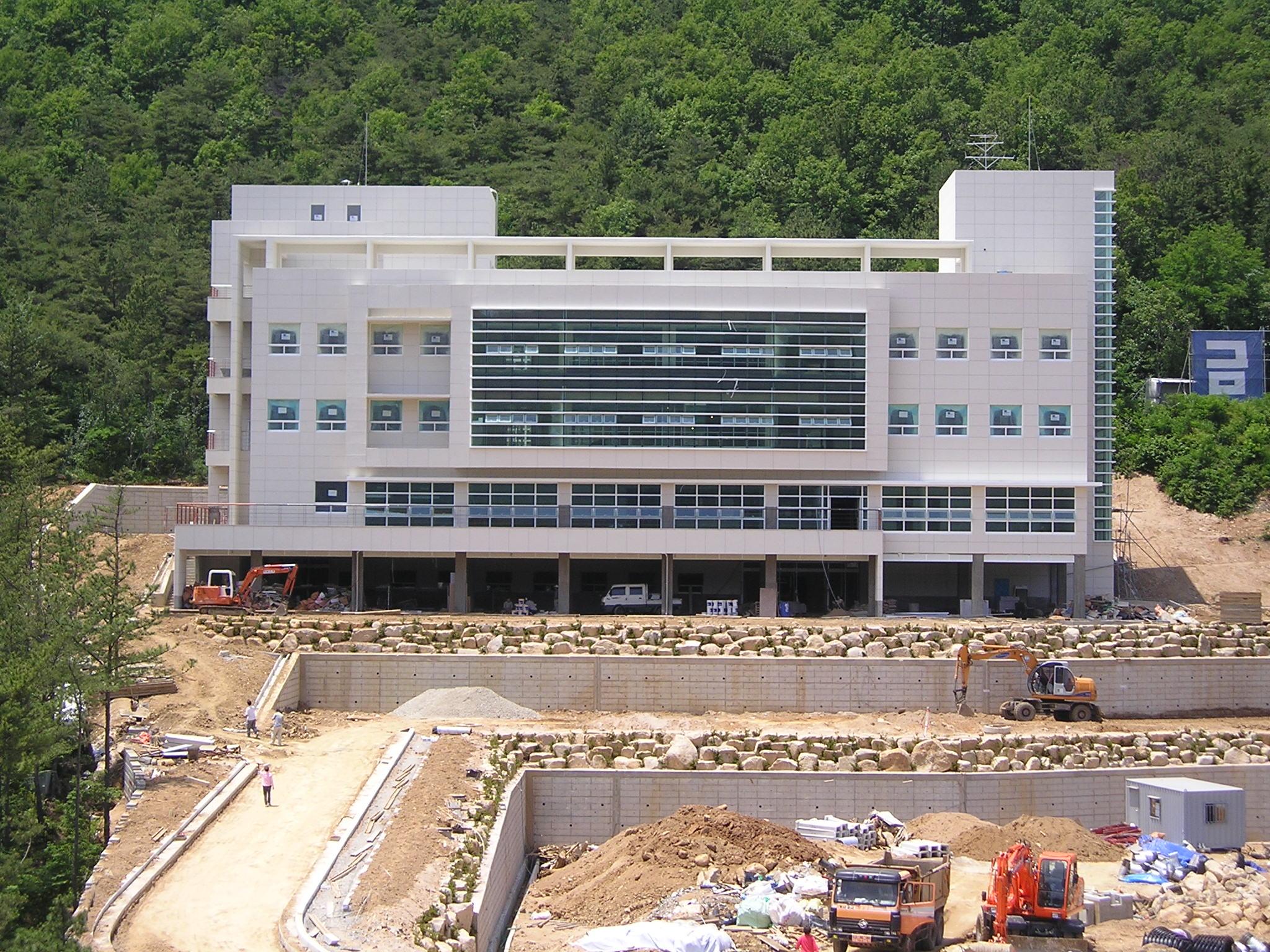김해 조은 금강병원 (2006.12)
