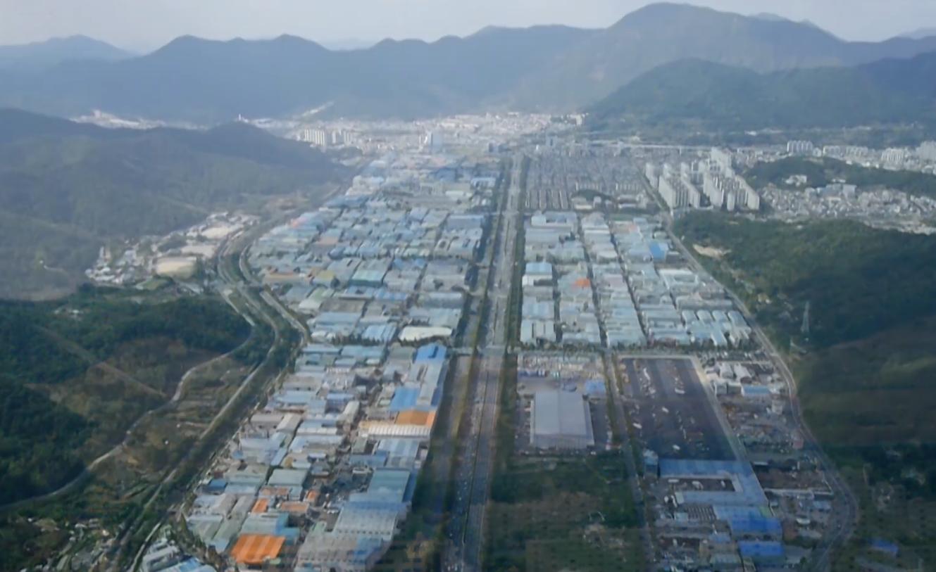 차룡산업단지 (1998.11)
