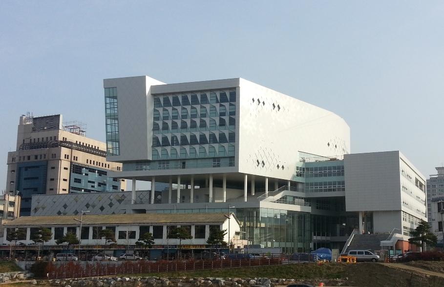 대전 청소년 종합문화센터 및 복지관 (2014.12)
