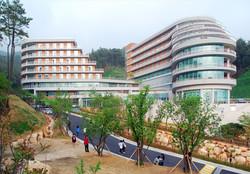 신라대학교 글로벌타운(2010.3)