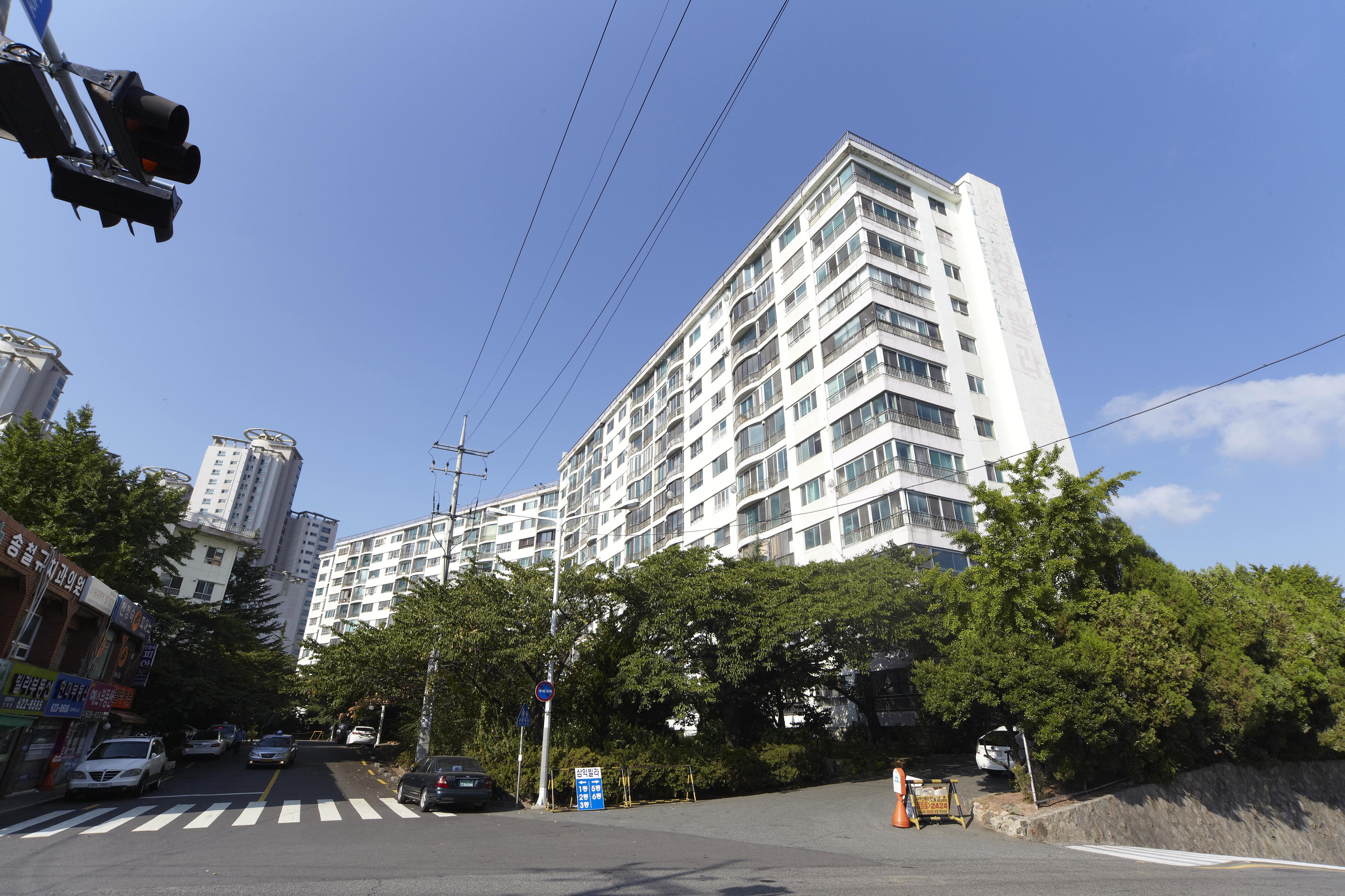 달맞이 경동메르빌 골드 (2007.11)