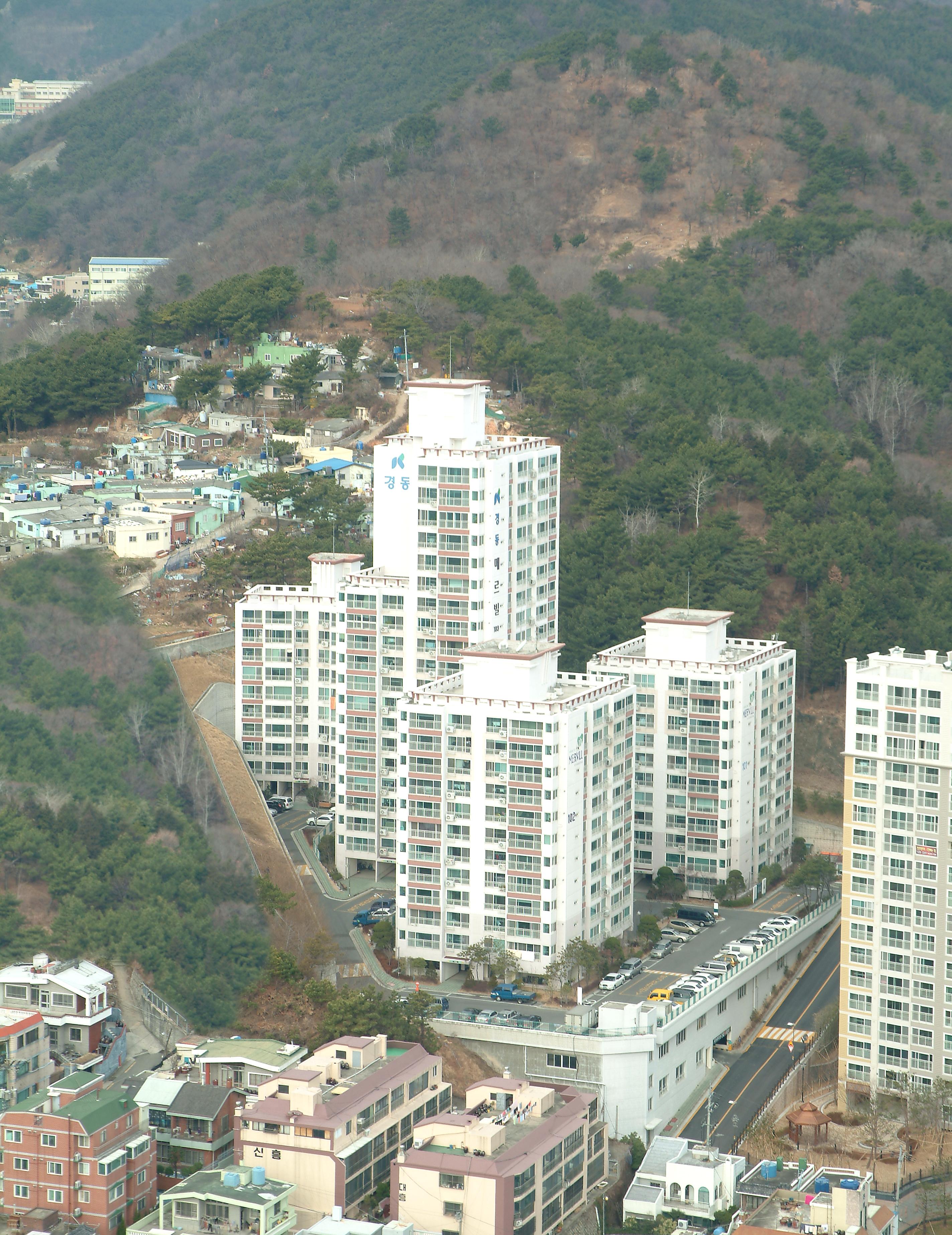 연지동 경동 윈츠힐 (2005.2)