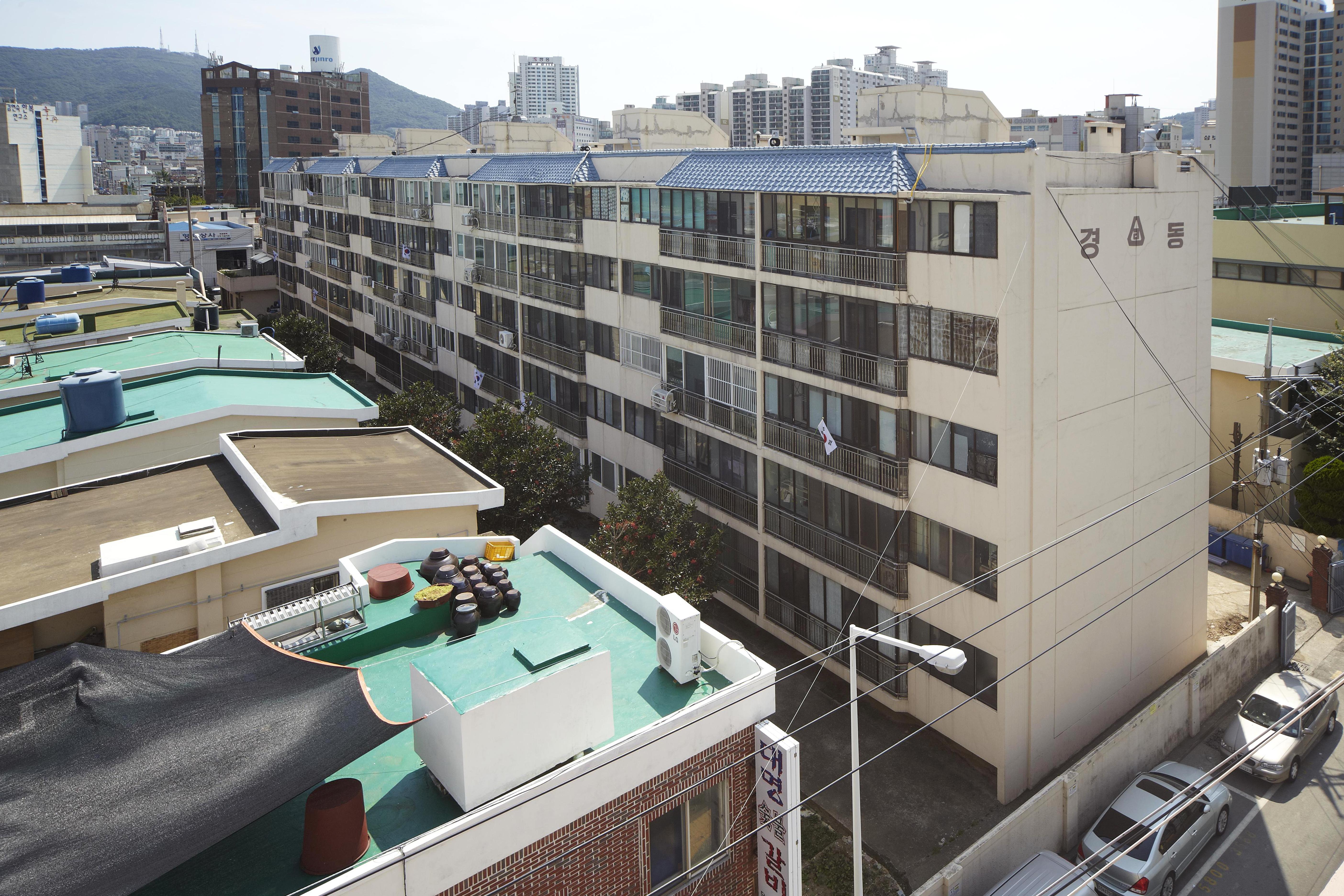 거제 경동아파트 (최초분양아파트) (1983)