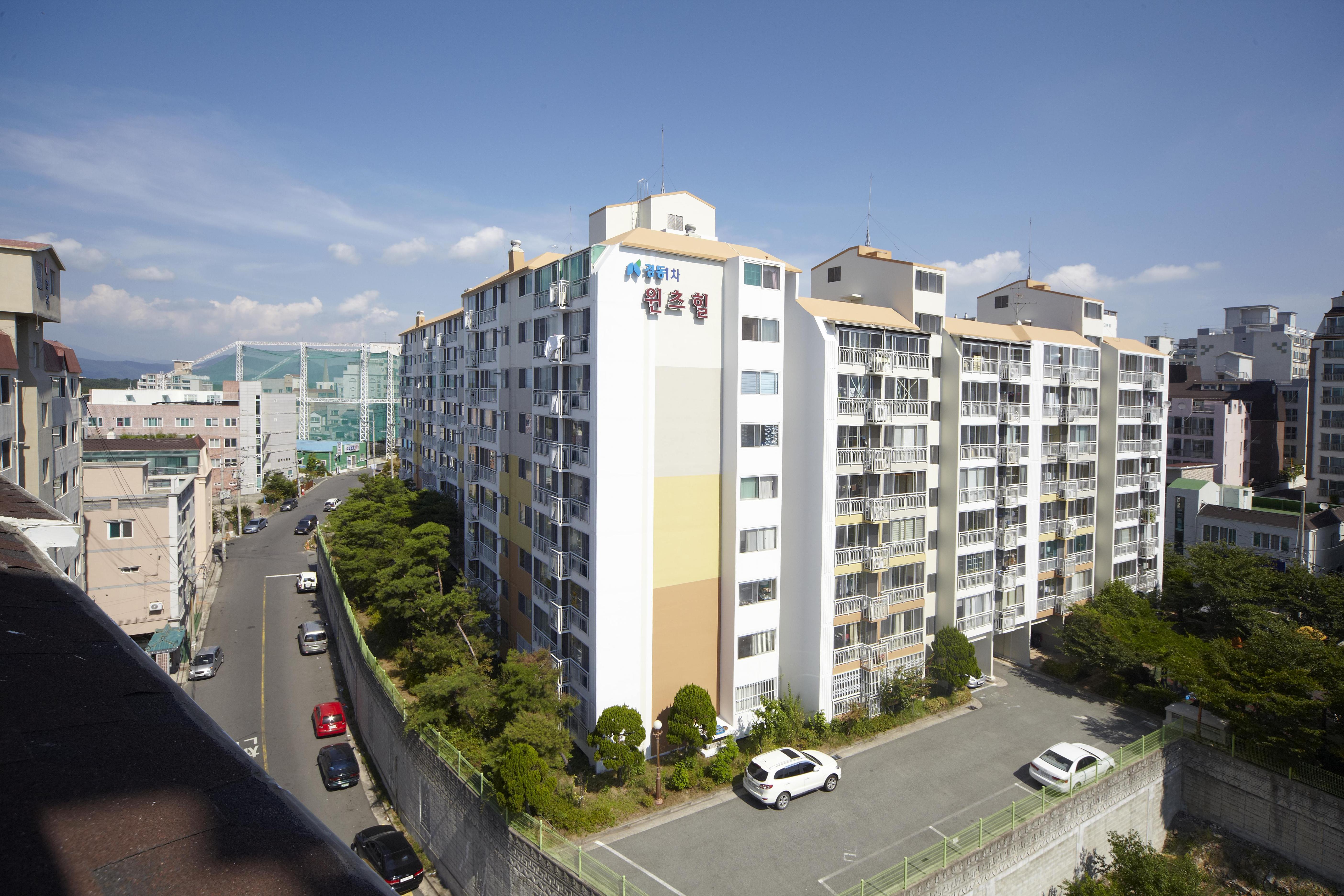성안 윈츠힐 1차 아파트 (2001.5)