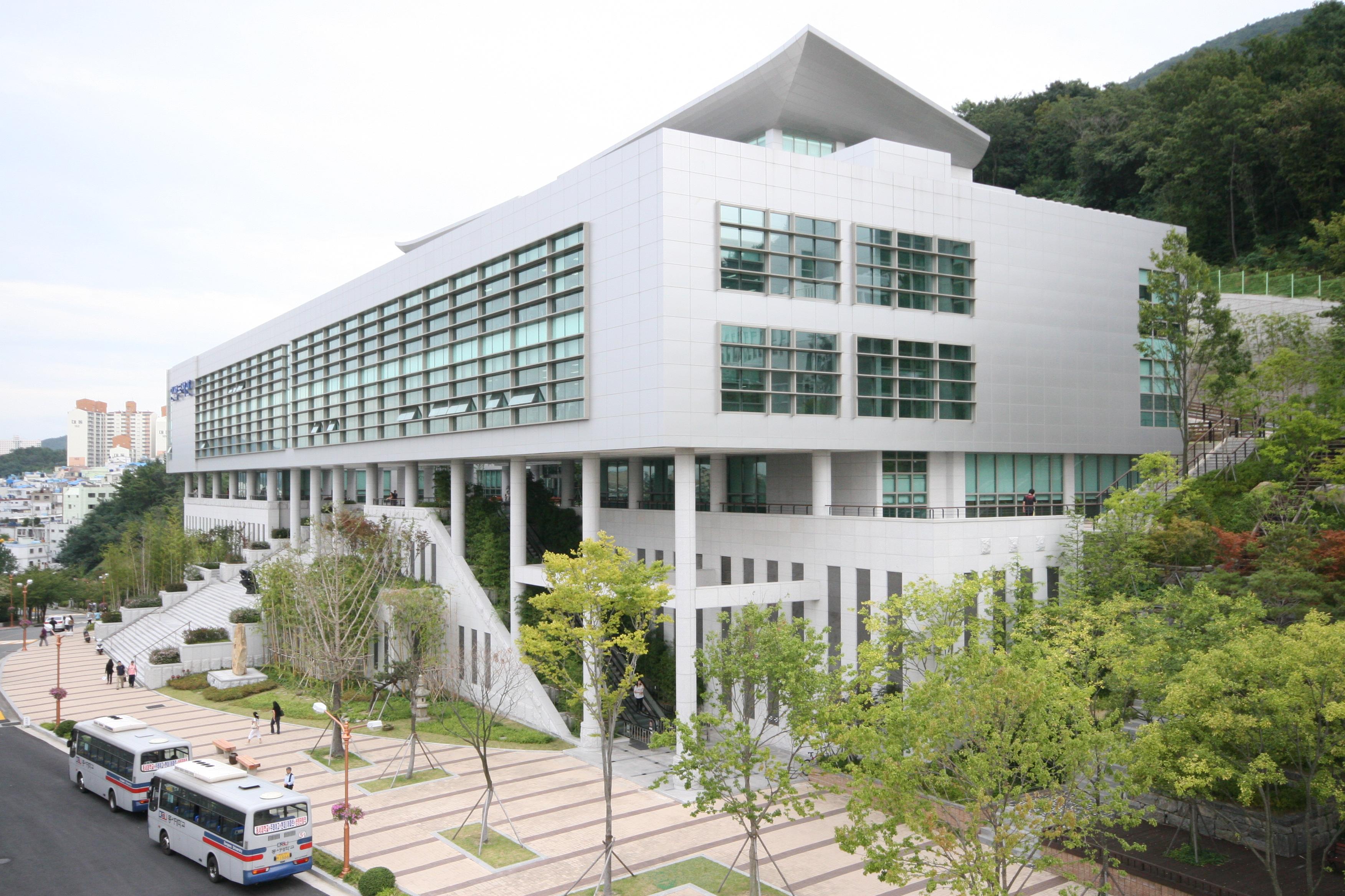 동서대학교 민석도서관 (2007.11)