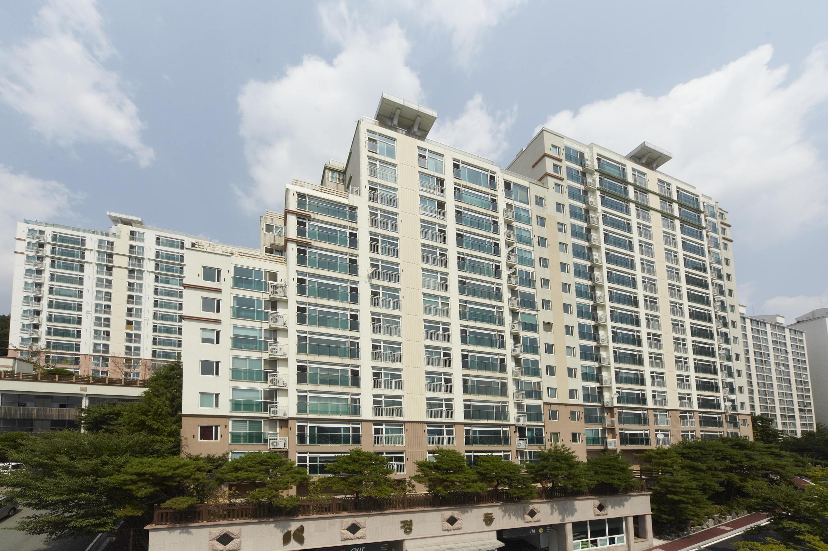 청룡동 경동2차 아파트 (2007.2)