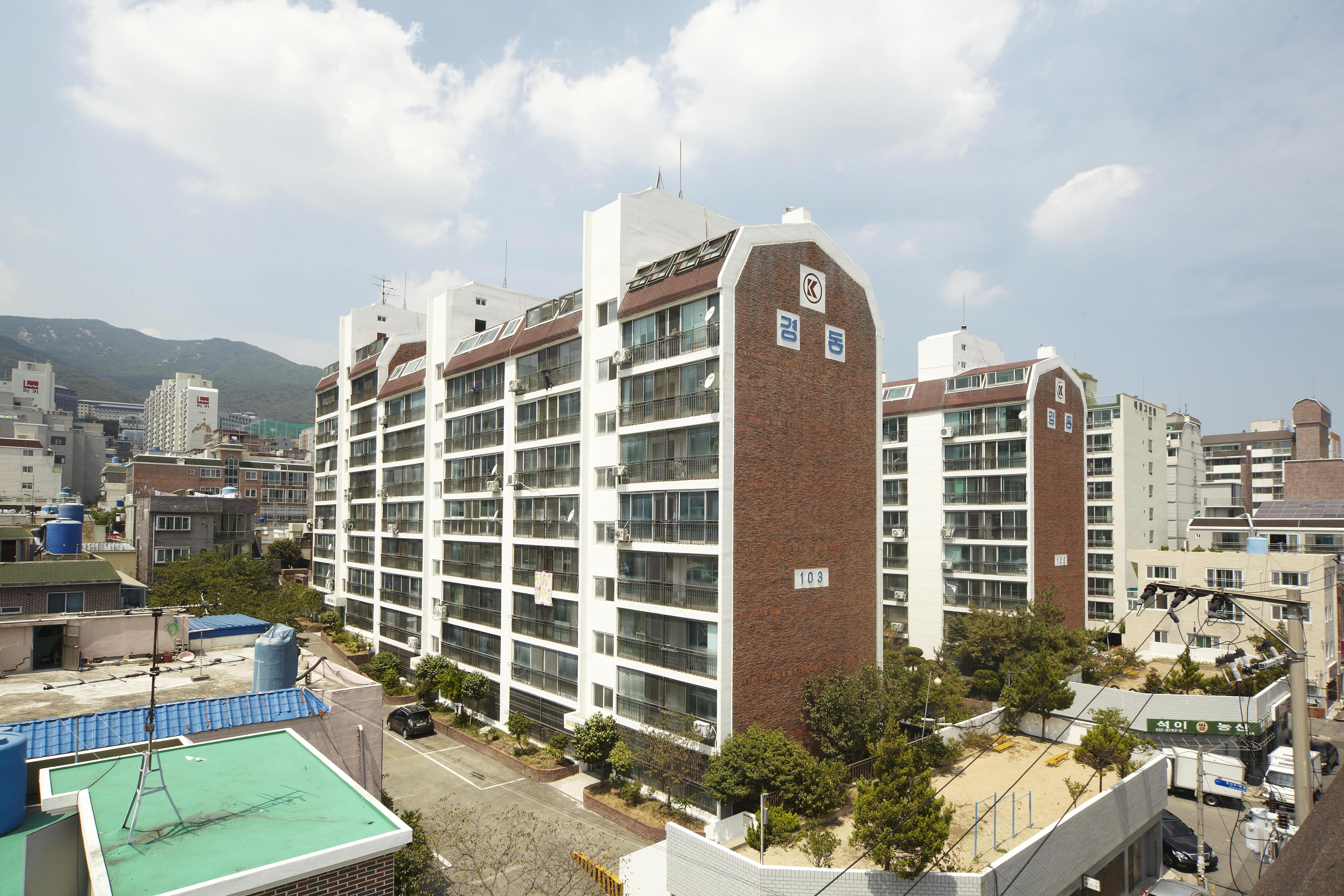 남산동 경동아파트 (1993.8)