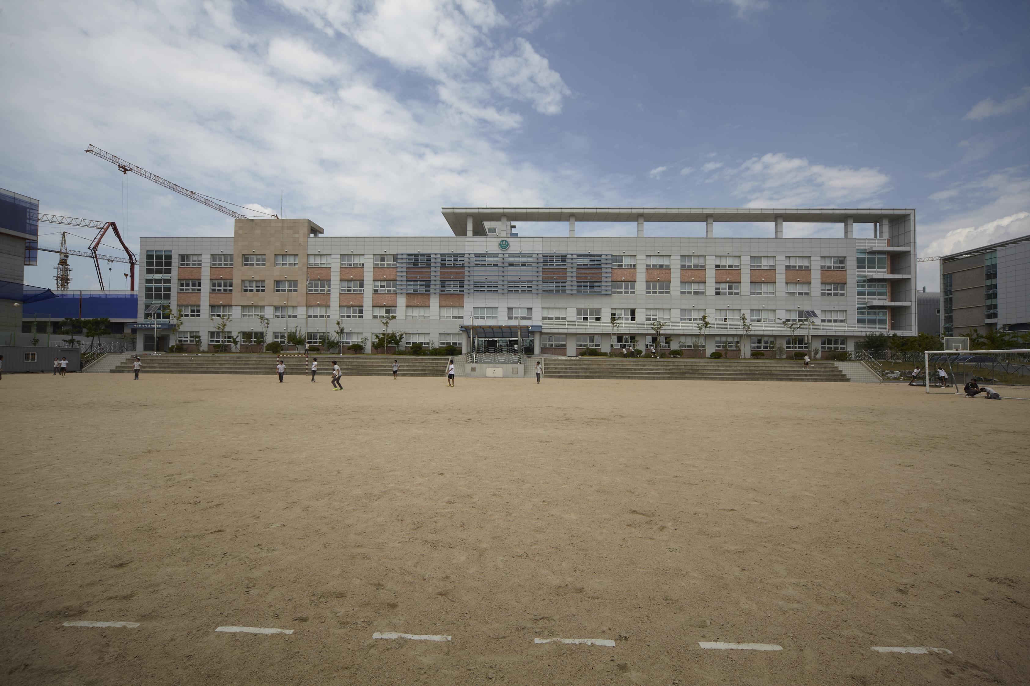 명호중학교 (2009.2)