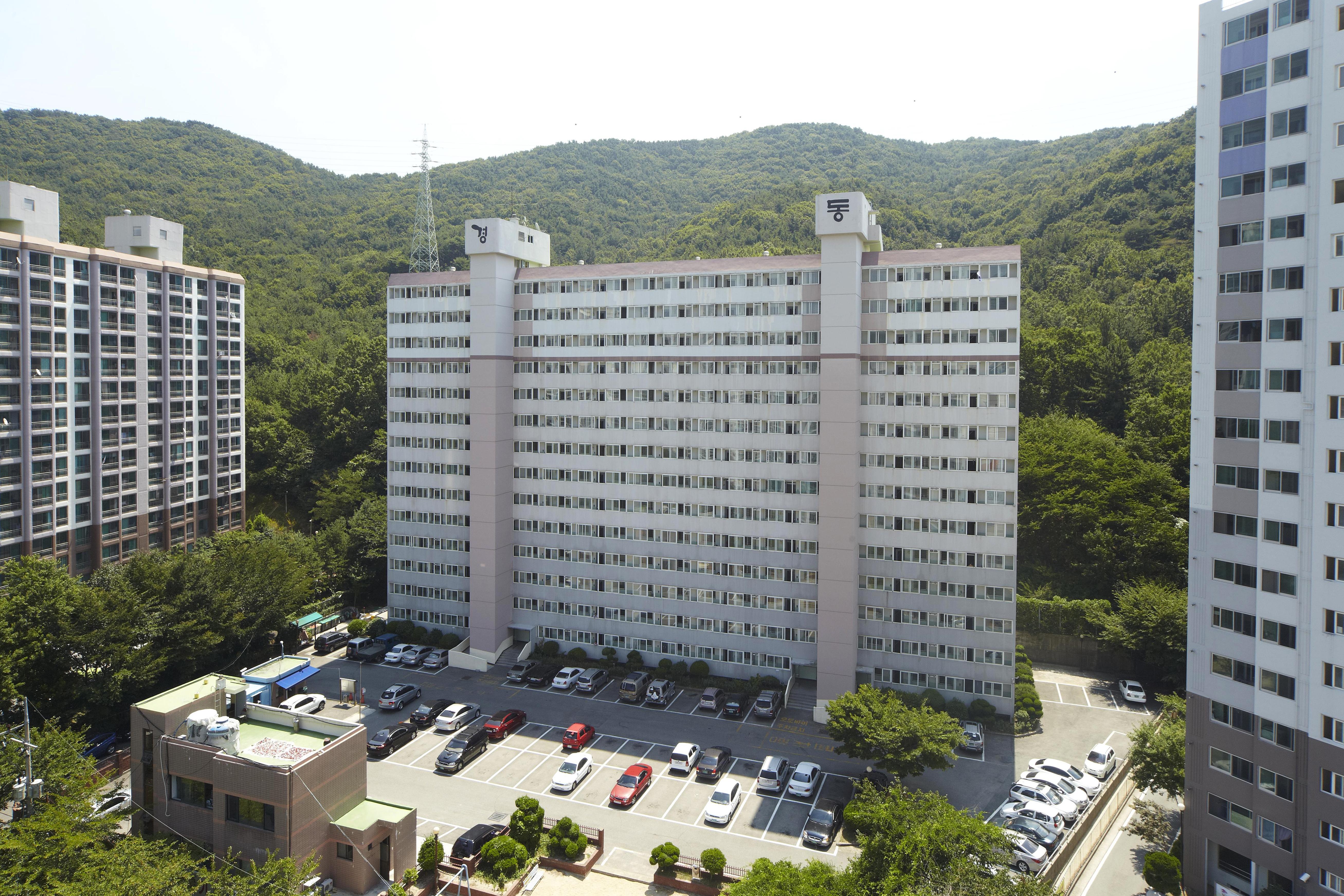 반송동 경동아파트 (1995.2)