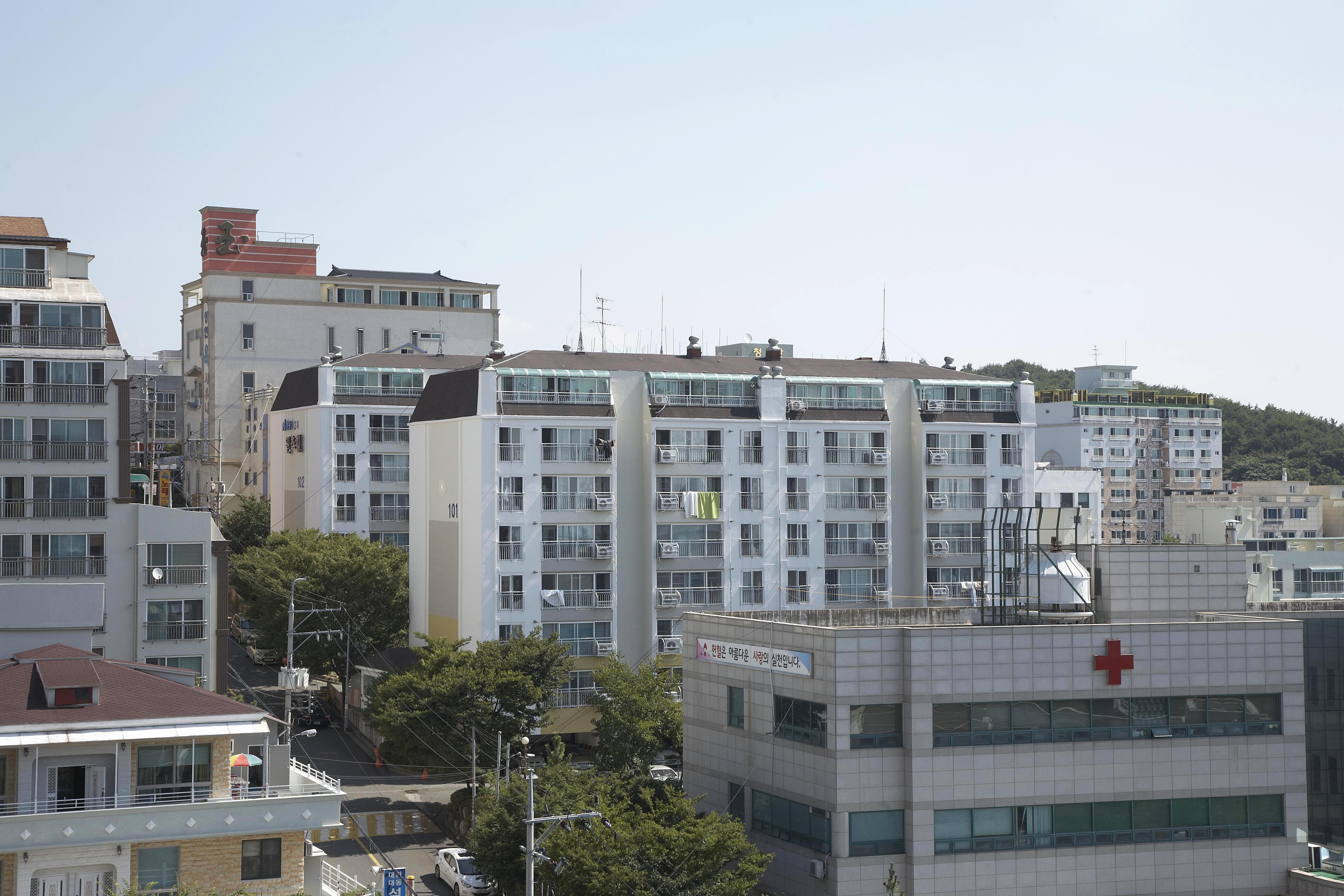 성안 윈츠힐 2차 아파트 (2001.12)