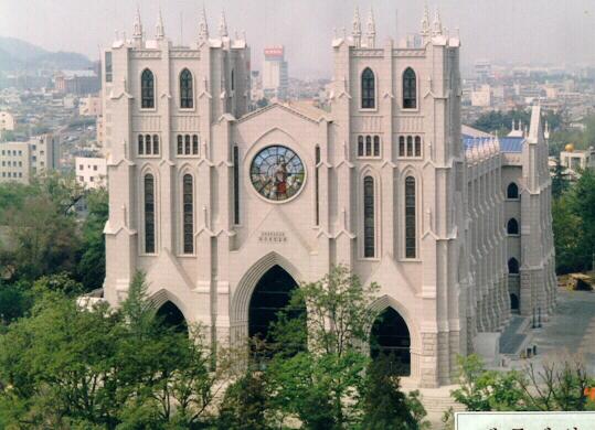 대구 제일교회 (1996.5)