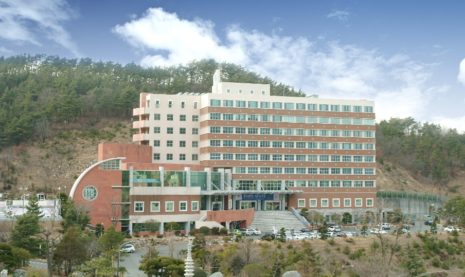 동의대학교 국제관 (2000.12)