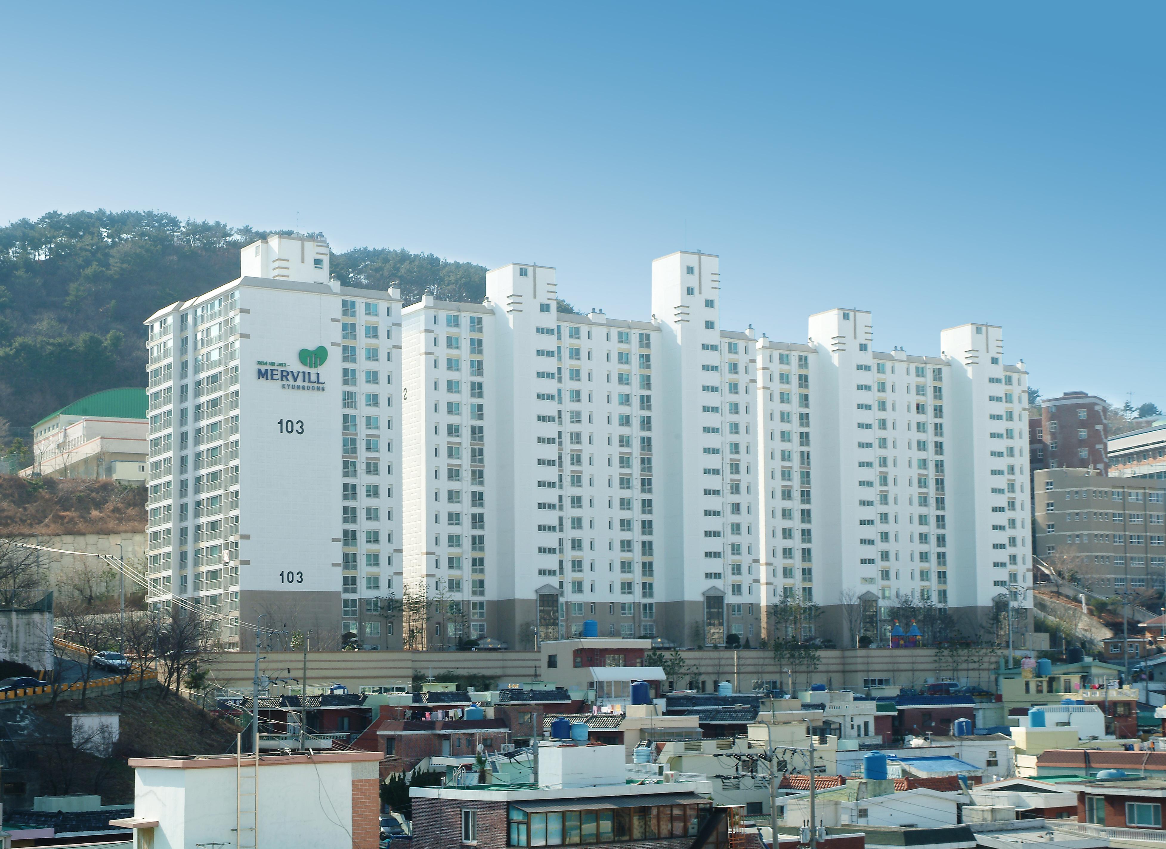 괴정동 경동메르빌 (2006.12)