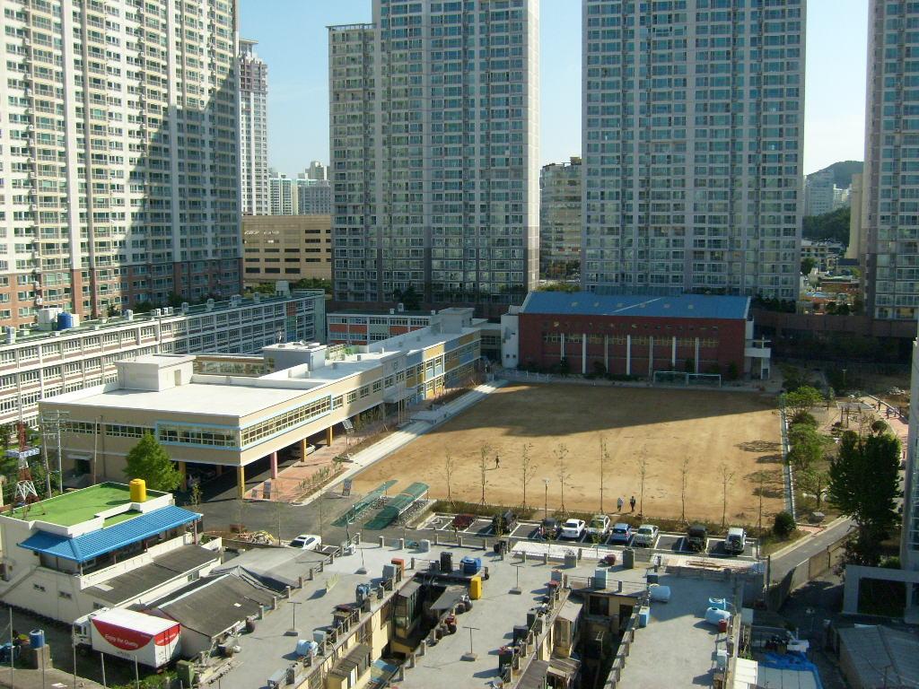 해운대초등학교 (2008.8)