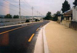 사천읍 국도 (1999.12)
