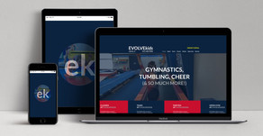 NEW EVOLVEKIDS WEBSITE