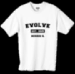 SHIRT EVOLVEkids Evolve Est 2015.png