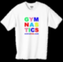 SHIRT EVOLVEkids Gymnastics SQUARE wShad