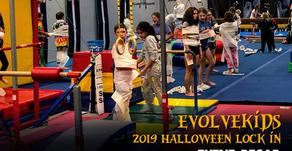 EVOLVEkids 2019 Halloween Lock In RECAP