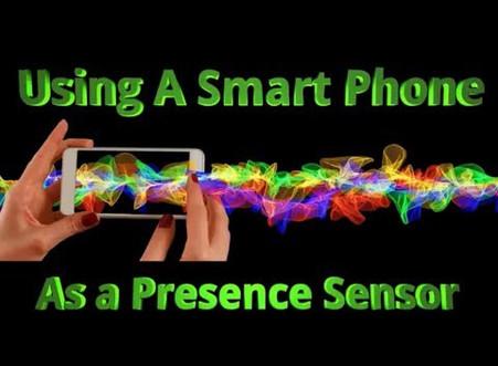 Make Your SmartPhone a Presence Sensor for SmartThings