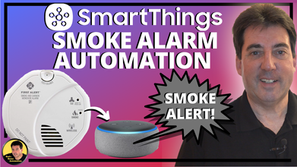 Smoke Detection Announcement ON Echo Device