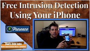Detect & Record Motion With Your Old iOS Device | Home Security with the Presence App
