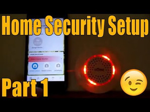 How to Set-up a SmartThings Automated Security System