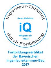 BayIKBau_Fortbildungszertifikat-LOGO 201