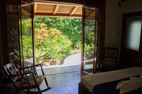 Garden Triple Room