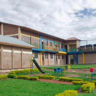 Die Primarschule in Ntarama/Ruanda