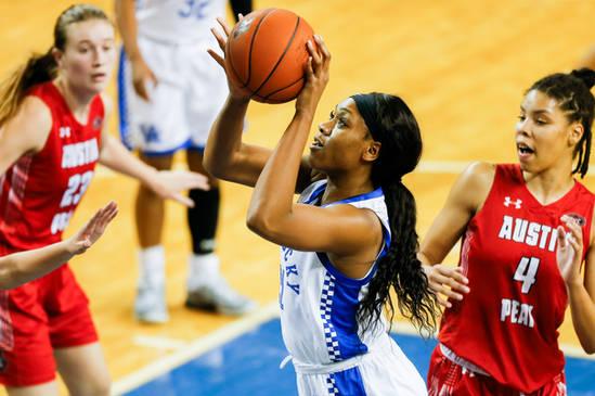 University of Kentucky Women's Basketball 2019