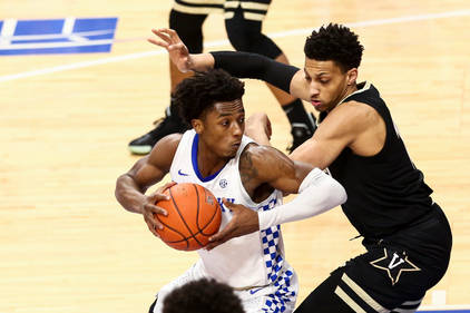 University of Kentucky Men's Basketball 2020