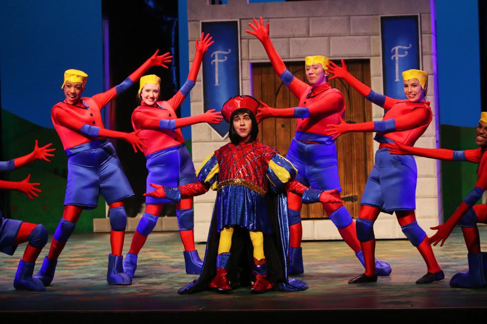 duPont Manual High School 2015 Shrek the Musical