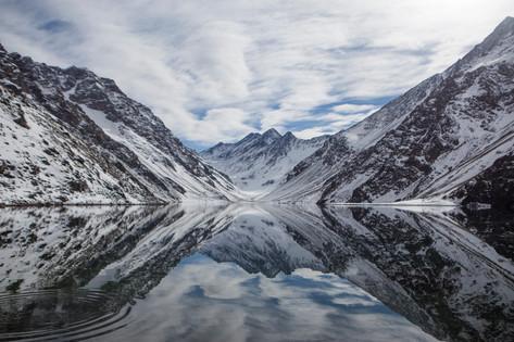 Laguna del Inca, Chile