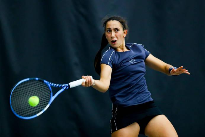 University of Kentucky Women's Tennis 2019