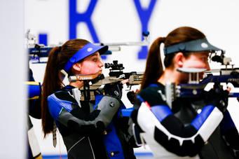 University of Kentucky Rifle 2019