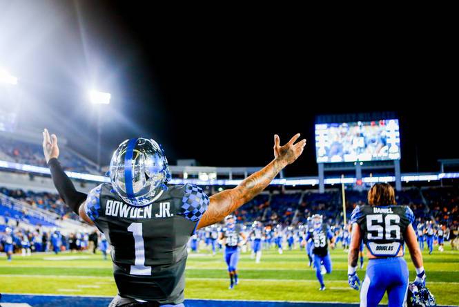 University of Kentucky Football 2019