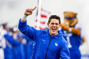 University of Kentucky Cheer 2019