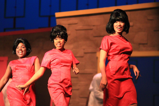 duPont Manual High School 2014 Hairspray