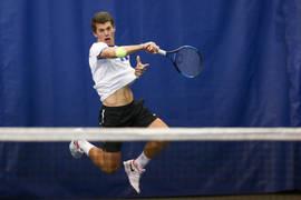 University of Kentucky Men's Tennis 2020